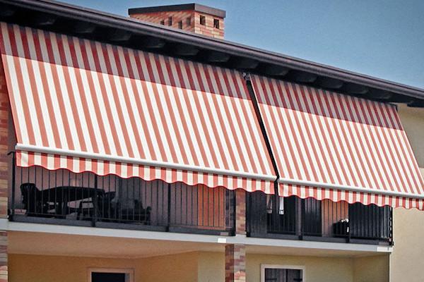 balkon için tente