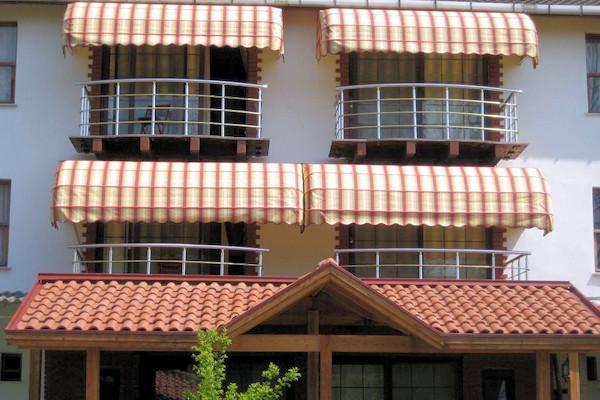 izmir balkon tentesi